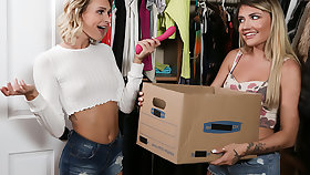 Mom's Closet Strap-On