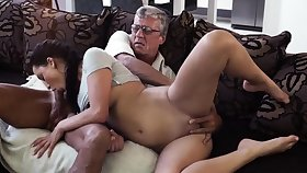 Milf have a passion old man What would you prefer - computer or